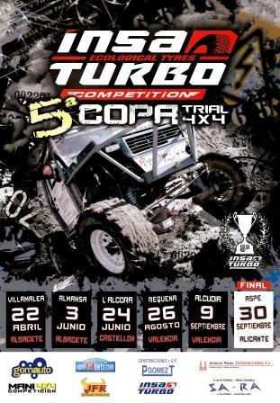 Cartel de Insa Turbo 4X4. Foto EPDA