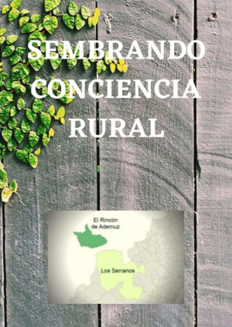 Cartel Sembrando Conciencia Rural