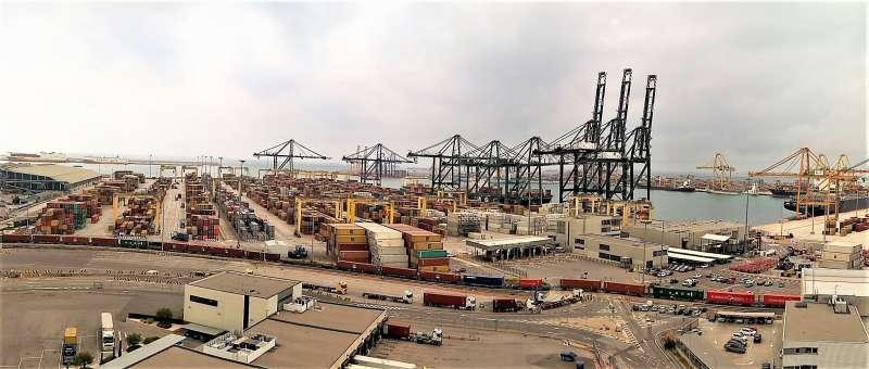Port de València. EPDA