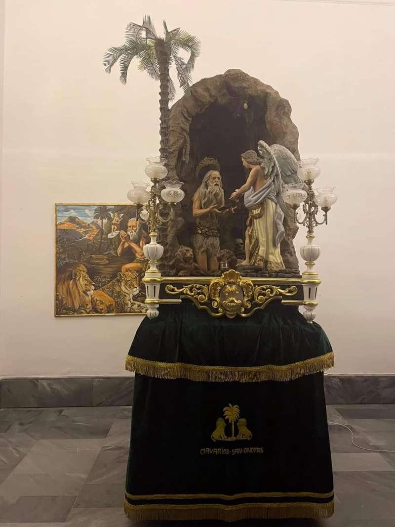Sant Onofre/EPDA