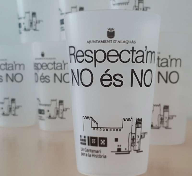 Vasos reciclables
