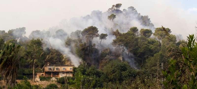 Incendio en Carcaixent // Abulaila