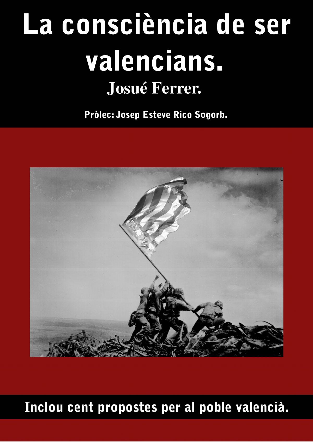 Portada del libro de José Ferrer. FOTO EPDA