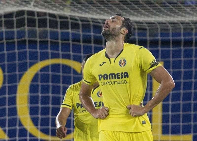 El centrocampista del Villarreal Vicente Iborral. EFE/Domenech Castelló/Archivo