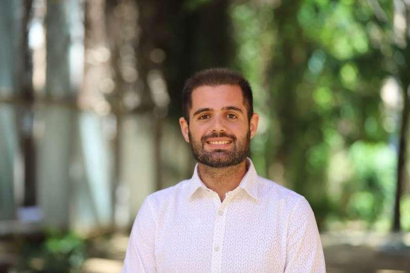 Jesús Salmerón, diputado autonómico (Cs).