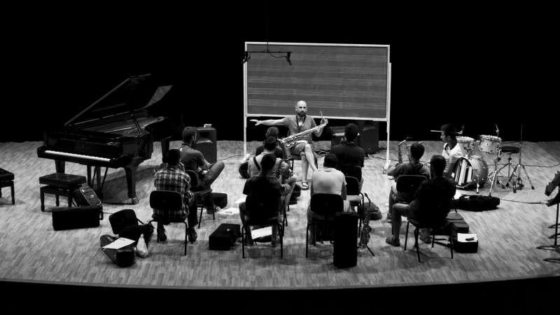Seminario de Jazz en el Palacio de la Música