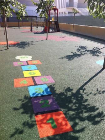 Los centros escolares de la localidad ha sido mejorados por el Ayuntamiento para el nuevo curso. Foto EPDA
