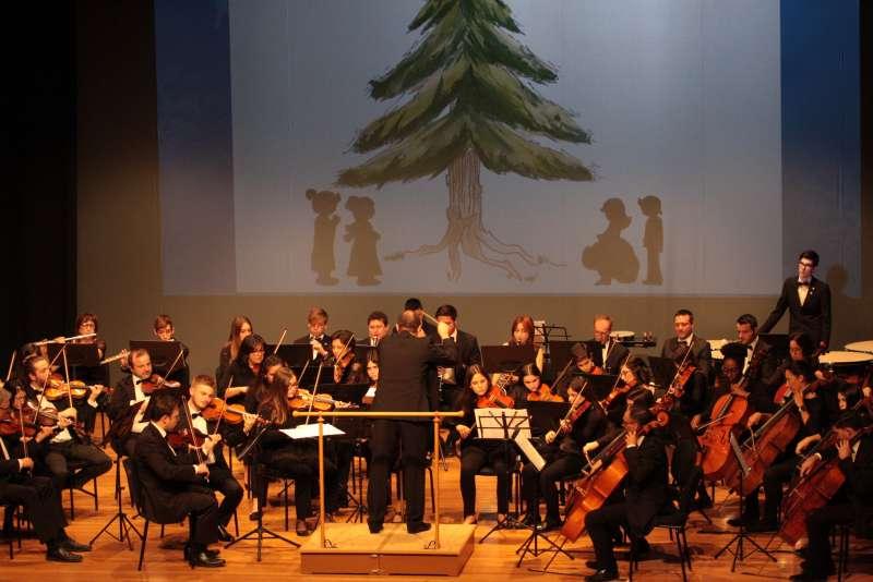 Concierto de la Orquesta de la Lira Saguntina.