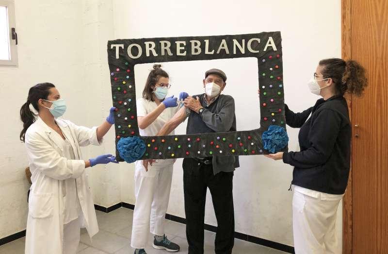 Vacunación en Torreblanca