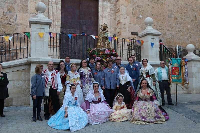 Junta Local de la Falla Plaza del Almudín
