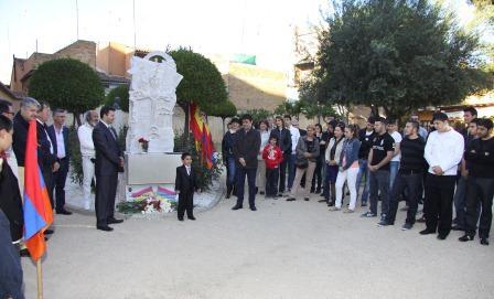 Cada 24 de abril se celebran, a lo largo de todo mundo, actos en memoria de las víctimas del genocidio armenio. FOTO: EPDA.