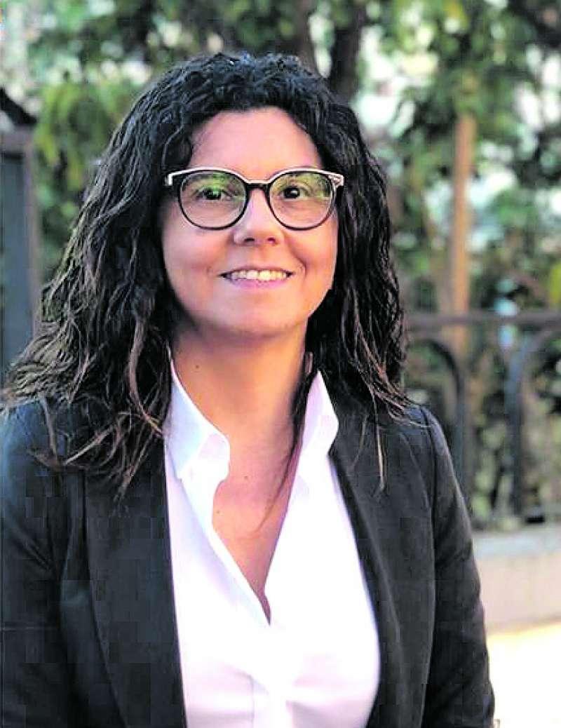Alcaldessa de Paiporta i candidata de Compromís, Isabel Martín