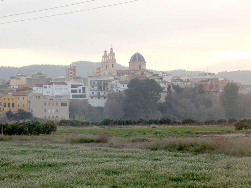 El PAI se aprobó en 2004 para finalizar el polígono del Oliveral. EPDA.