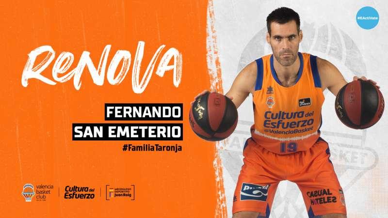 Foto Valencia Basket