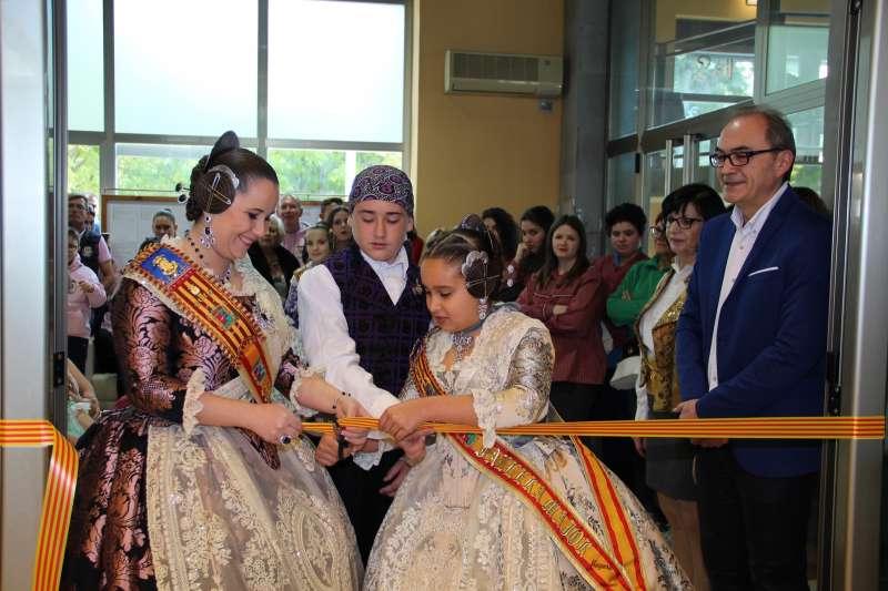 Exposición del Ninot de Benaguasil./epda