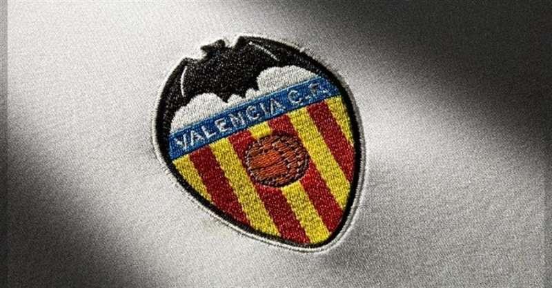 Portada, con el escudo, del comunicado oficial del Valencia CF.
