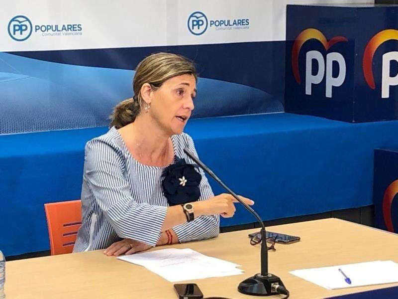 Elena Bastidas, diputada autonómica