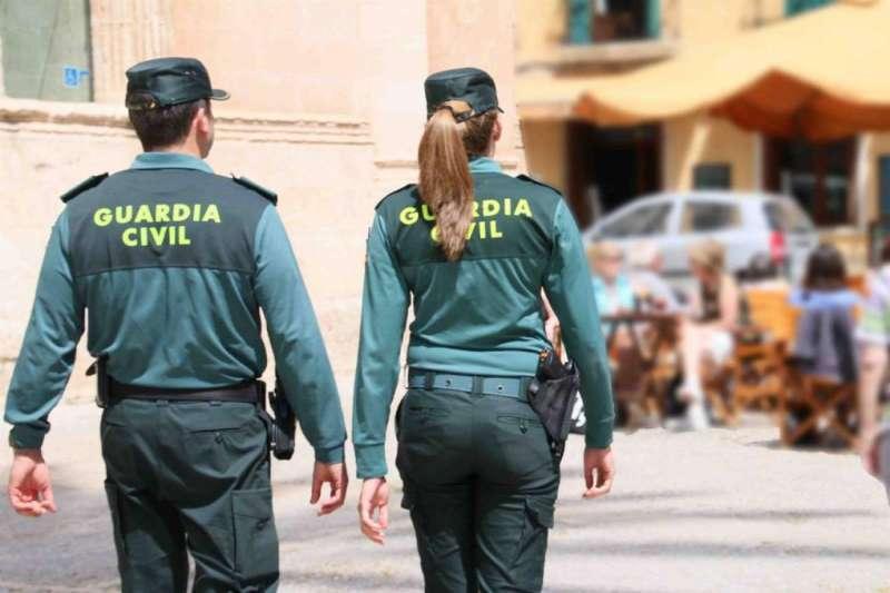 Guardia Civil. / EPDA