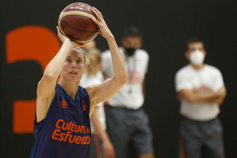 Foto Anna Gómez Valencia Basket