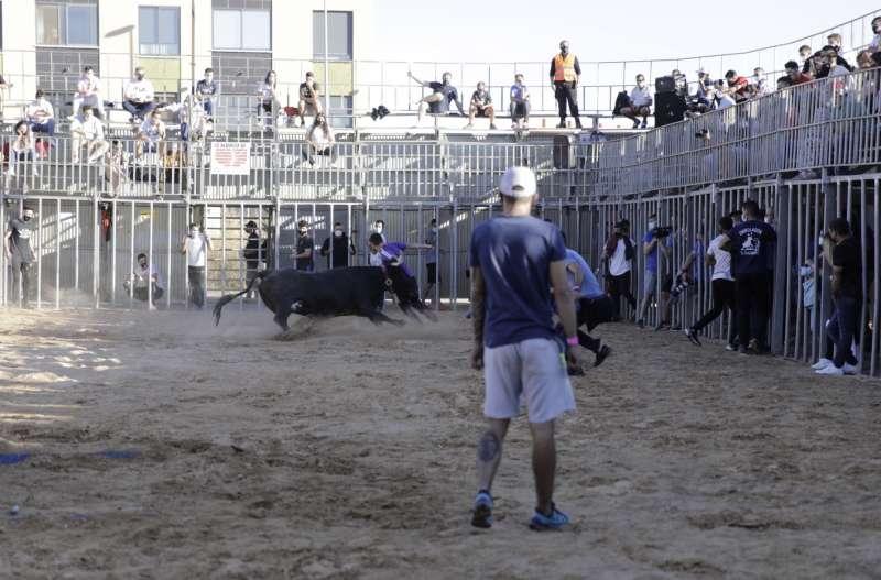 Los primeros toros, en Vila-real