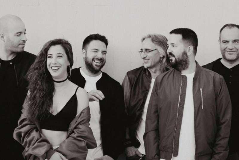 El grupo musical Arcana Has Soul. epda