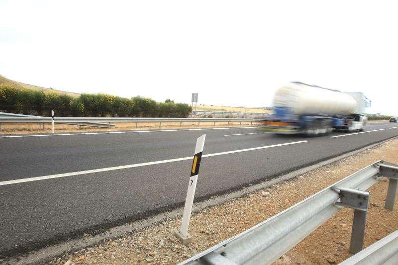 Imagen de una autovía. EFE/archivo