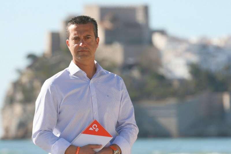 Javier Mateu concejal Ciudadanos Peñiscola