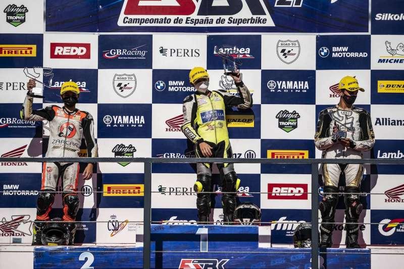 Campeonato de España de Superbike. Imagen: Manu Tormo