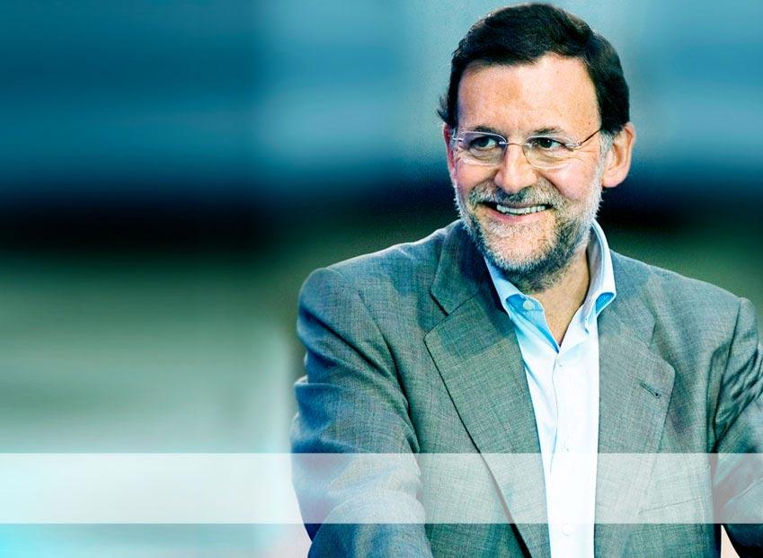 Mariano Rajoy. FOTO RAJOY.ES