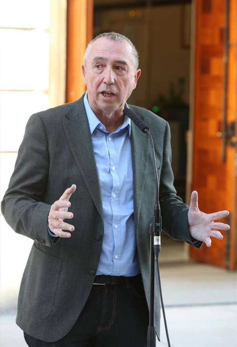 El diputado en el Congreso por Compromís, Joan Baldoví. EFE/Javier Lizón/Archivo