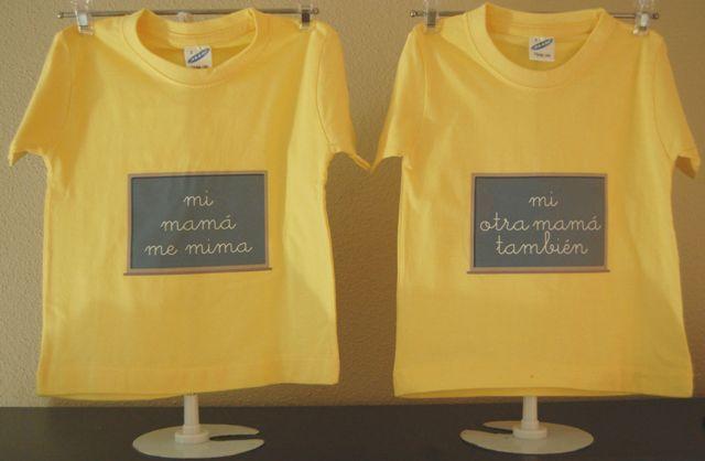 Imagen de dos camisetas. FOTO: EPDA