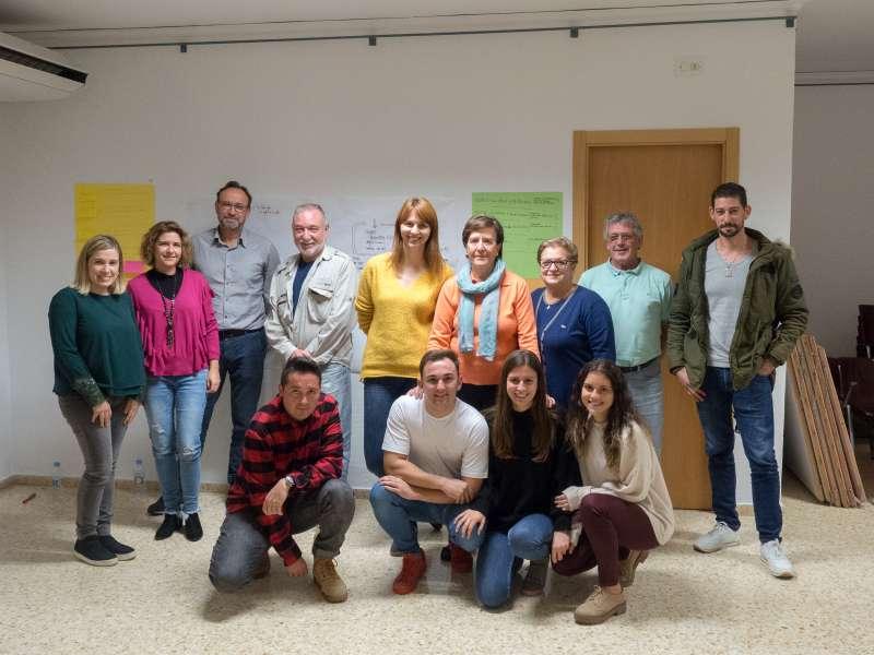 Reunió del Consell de participació ciutadana