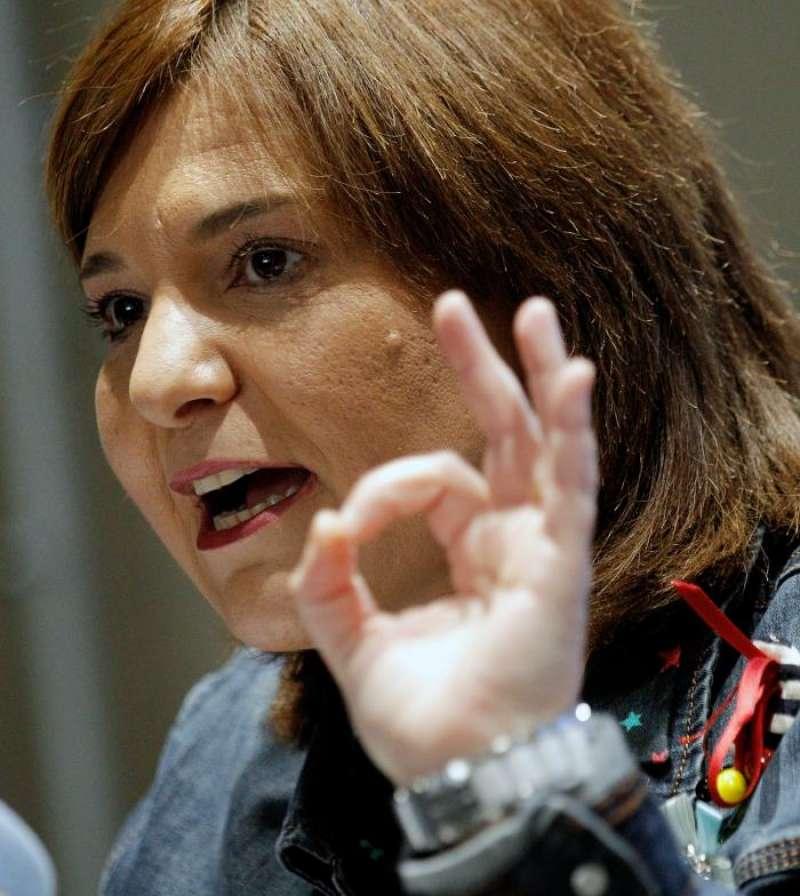 La líder del PPCV y candidata a la Presidencia de la Generalitat, Isabel Bonig. EFE/Archivo