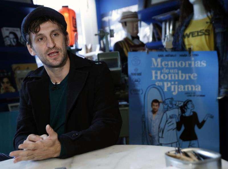 El actor Raúl Arévalo. EFE