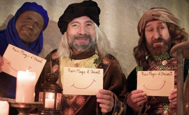 Los Reyes Magos esperan muchas cartas