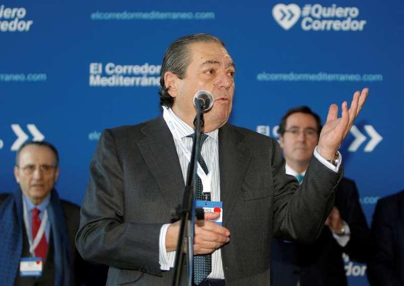 Vicente Boluda. EFE/MORELL