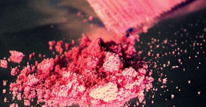 Tusi, cocaína rosa / BLes