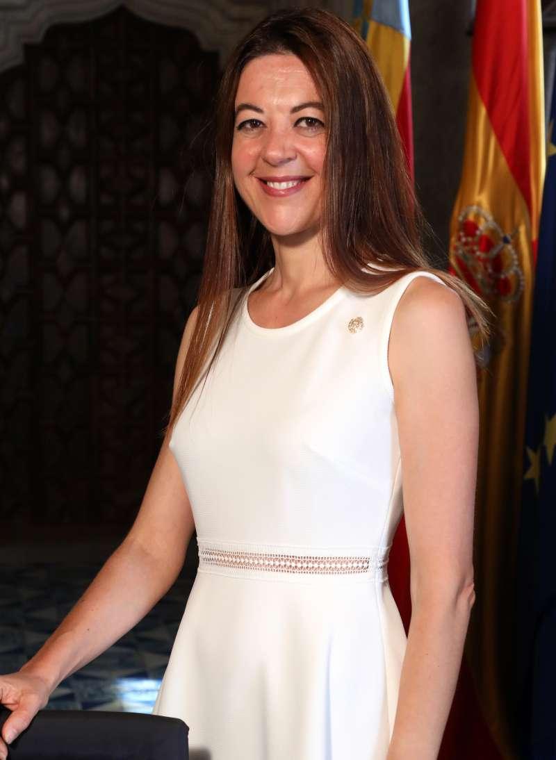 Carolina Pascual, consellera de Innovación, Universidades, Ciencia y Sociedad Digital. EPDA