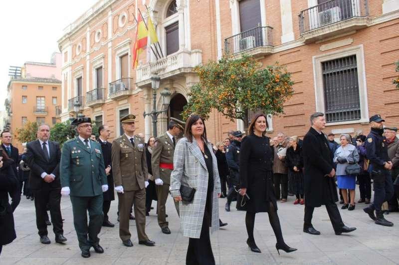 María José Català en San Vicente Mártir
