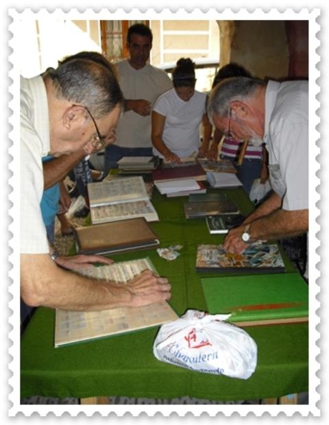 Imagen de coleccionistas. FOTO: EPDA