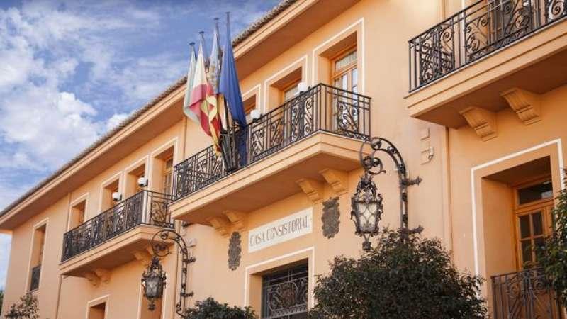 Ayuntamiento de Requena. EPDA/Archivo