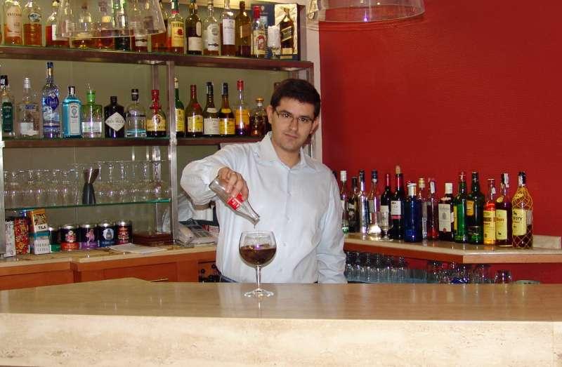 Javier Simón chef del restaurante María de Luna