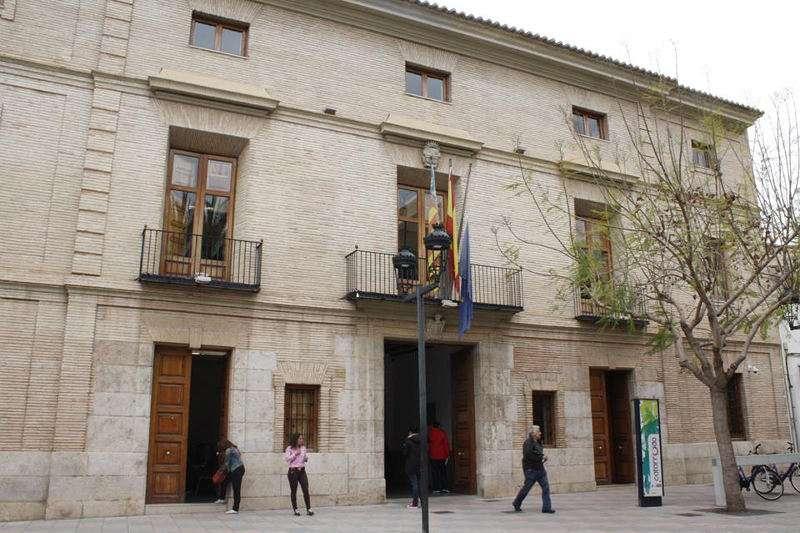 Ayuntamiento de Catarroja. EPDA