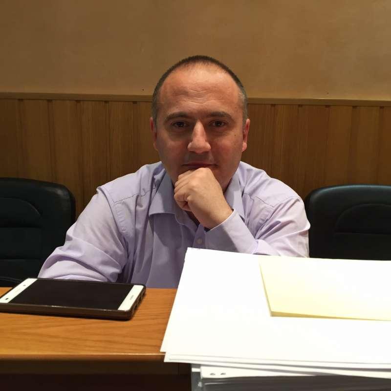 Jorge Ochando, concejal del grupo Cs Paterna