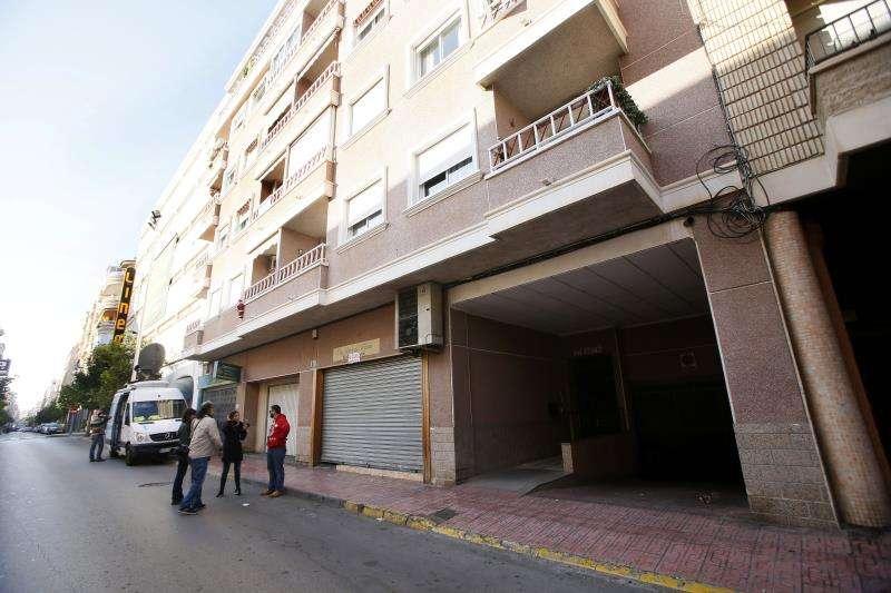 Vista de una calle de Torrevieja. EFE/Archivo