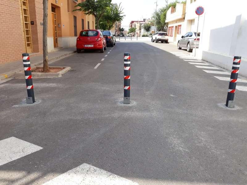 Cierre de calle