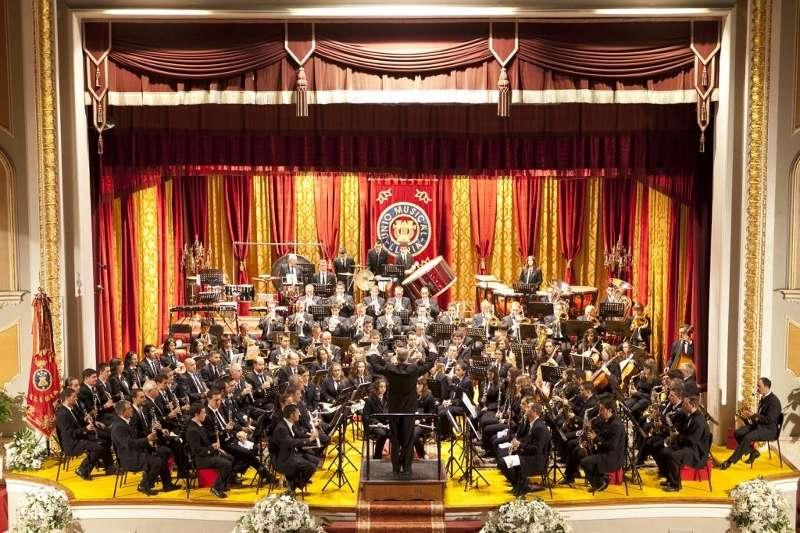 La Unió Musical de Llíria. / EPDA