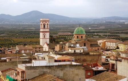 La Pobla de Vallbona. Foto EPDA
