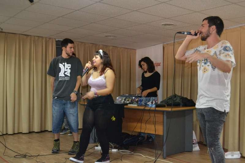 Rap en Quart de Poblet. EPDA