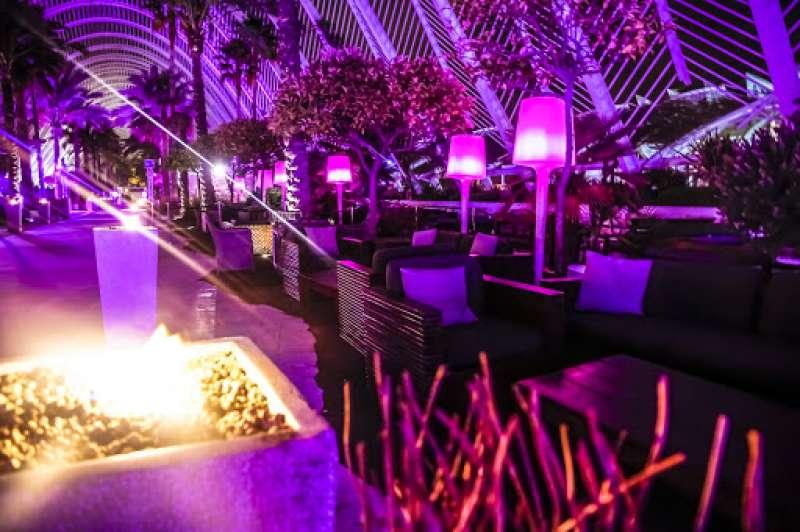 Las discotecas Mya y Umbracle de la ciudad de València cierran tras los 12 positivos por coronavirus de empleados de la empresa